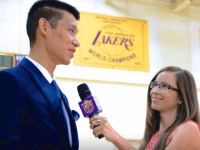 Jeremy Lin Media Coverage List as a new Laker