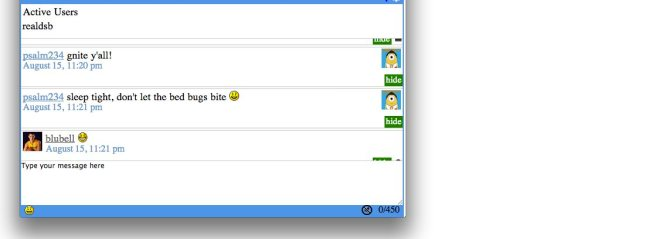 3. CHAT with JLin Fans