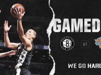 Preseason1 Brooklyn Nets vs NY Knicks