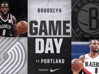 G18 Portland Trailblazers (10-8) vs Brooklyn Nets (6-11)