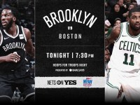 G14 Boston Celtics (12-2) vs Brooklyn Nets (5-8)