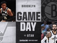 G15 Utah Jazz (6-9) vs Brooklyn Nets (5-9)