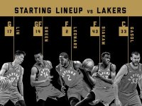 Game 69 LA Lakers vs Toronto Raptors: Jeremy Lin To Start, Kyle Lowry Will Rest Ankle
