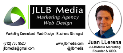 Juan LLerena - JLLB Media & Marketing