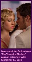 Klaus and Caroline at the Decades Dance