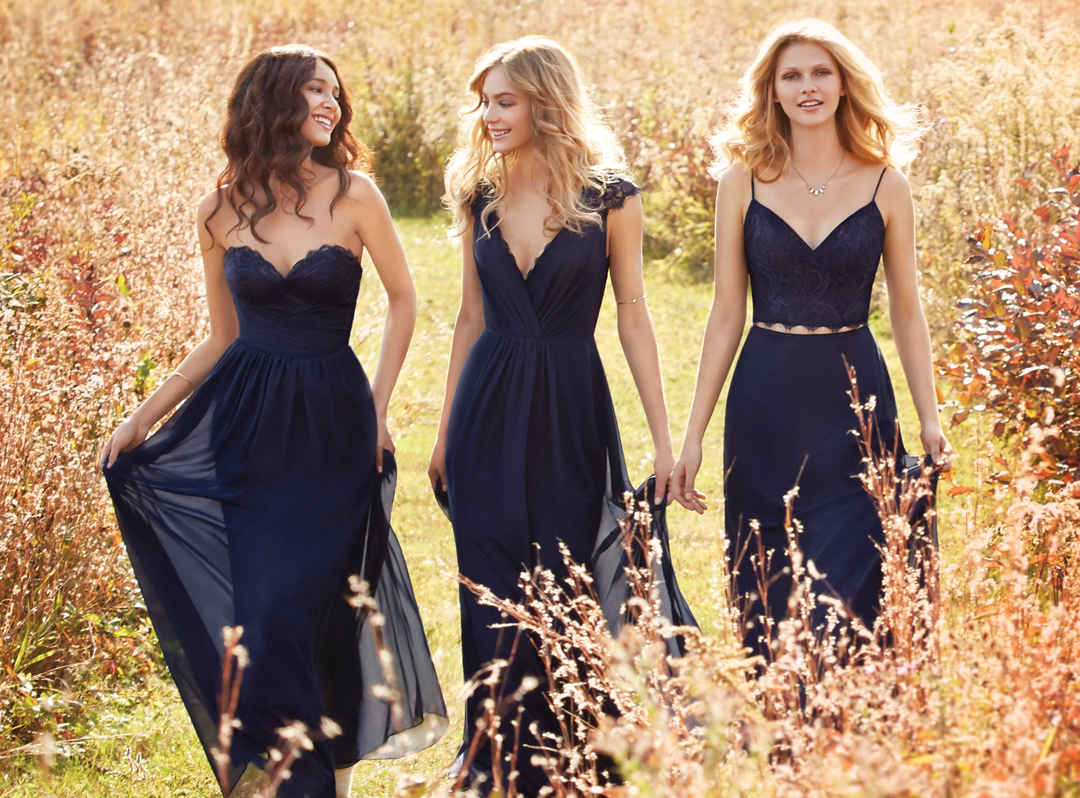 bridesmaids special occasion dresses