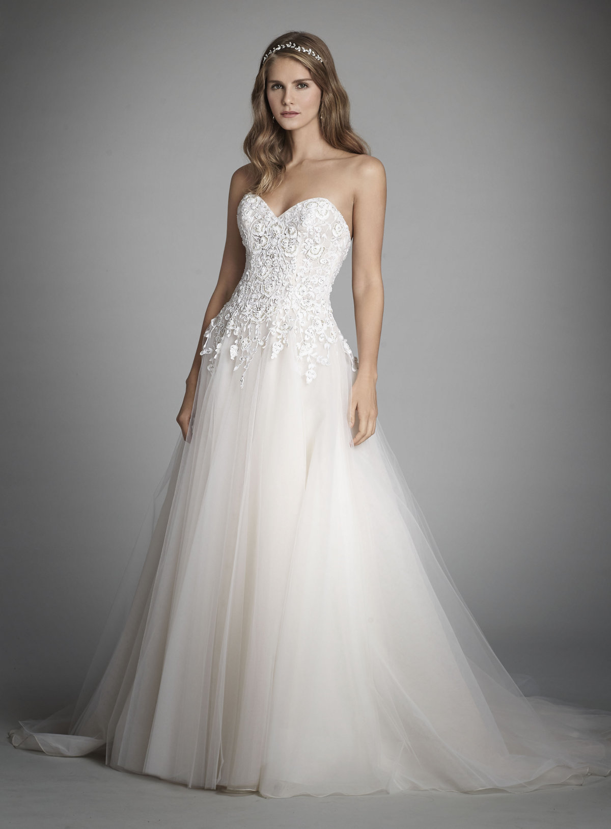 Bridal Gowns And Wedding Dresses By JLM Couture Style 9702