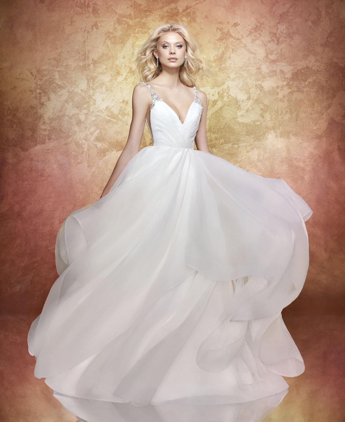 Hayley Paige Wedding Dress Dare