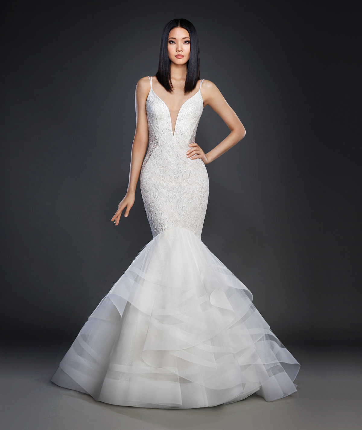 Bridal Gowns and Wedding Dresses by JLM Couture  Style 3704