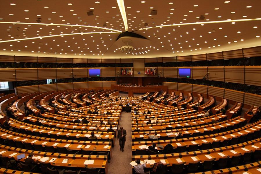 Bruselas, Parlamento Europeo