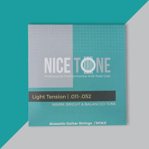 NICETONE NTA11 木吉他套弦