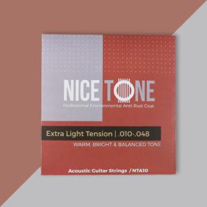 NICETONE NTA10 木吉他套弦
