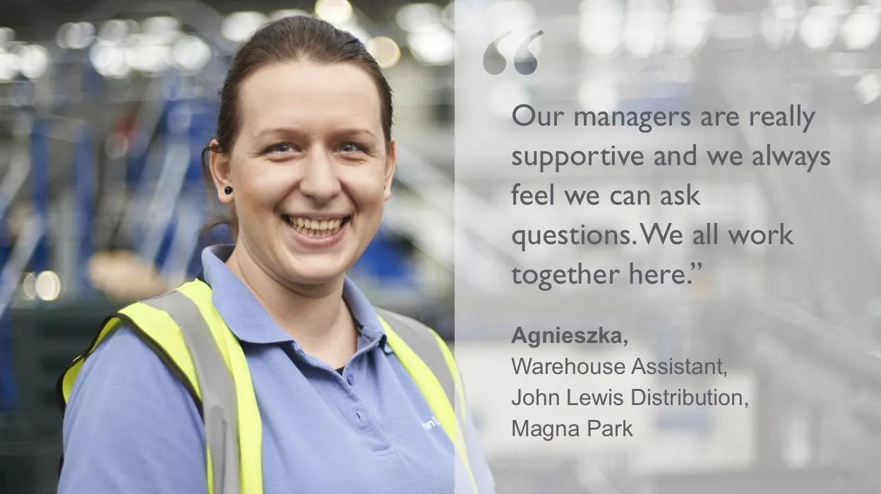 John Lewis Warehouse Jobs  John Lewis Partnership Careers