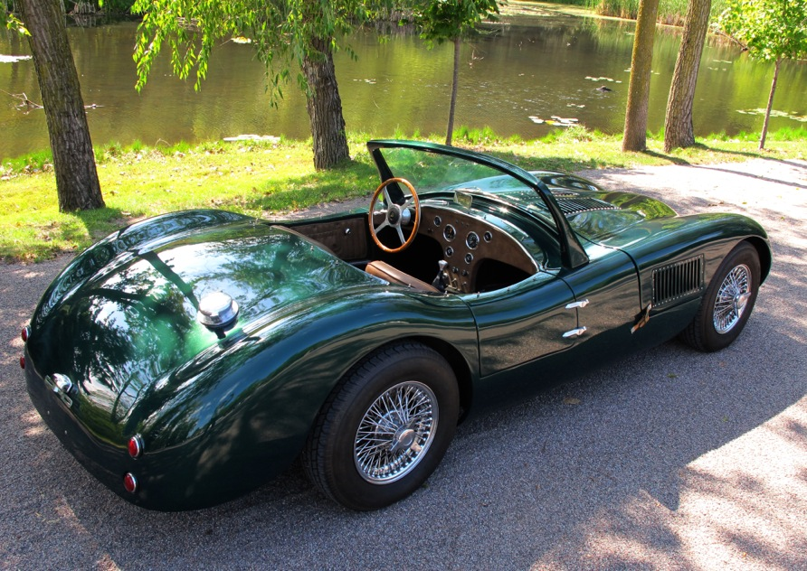 1951 Jaguar C Type Replica Sold Jlr Classics