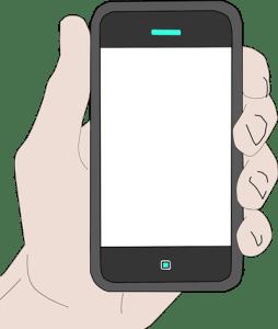 Mobiltelefon näst bäst