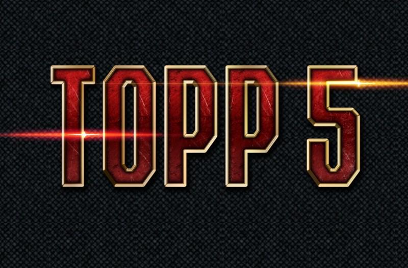 Topp-5