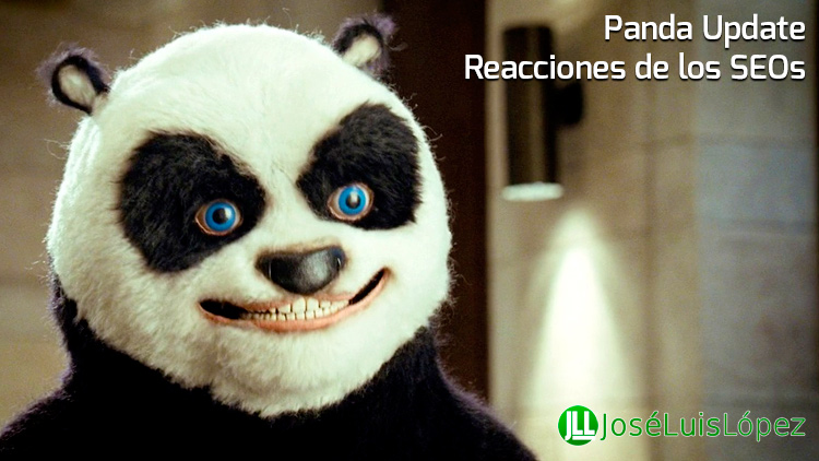 algortimo panda updates