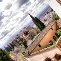 alhambra granada vistas