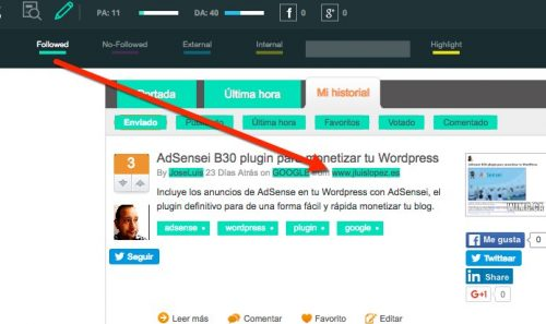 10 backlinks dofollow