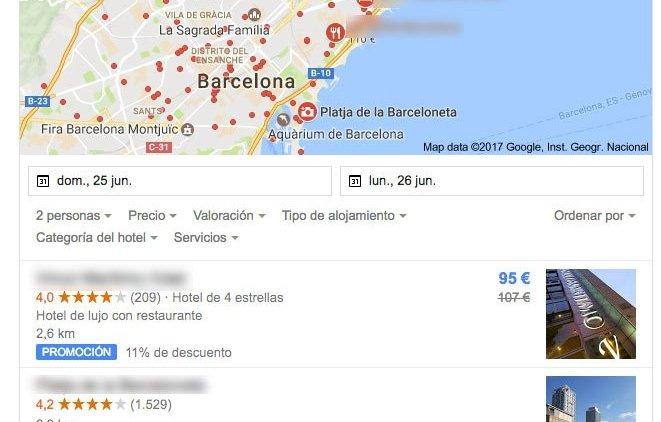 opiniones usuarios ranking maps