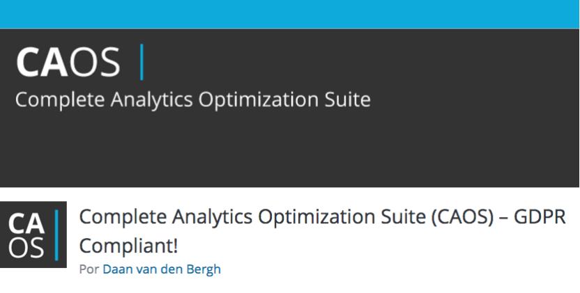 Complete Analytics Optimization Suite
