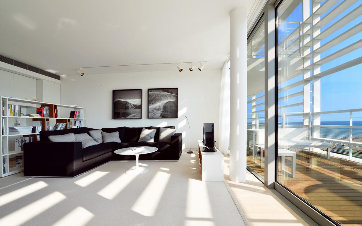 The Beach Houses offre appartamenti di lusso fronte mare