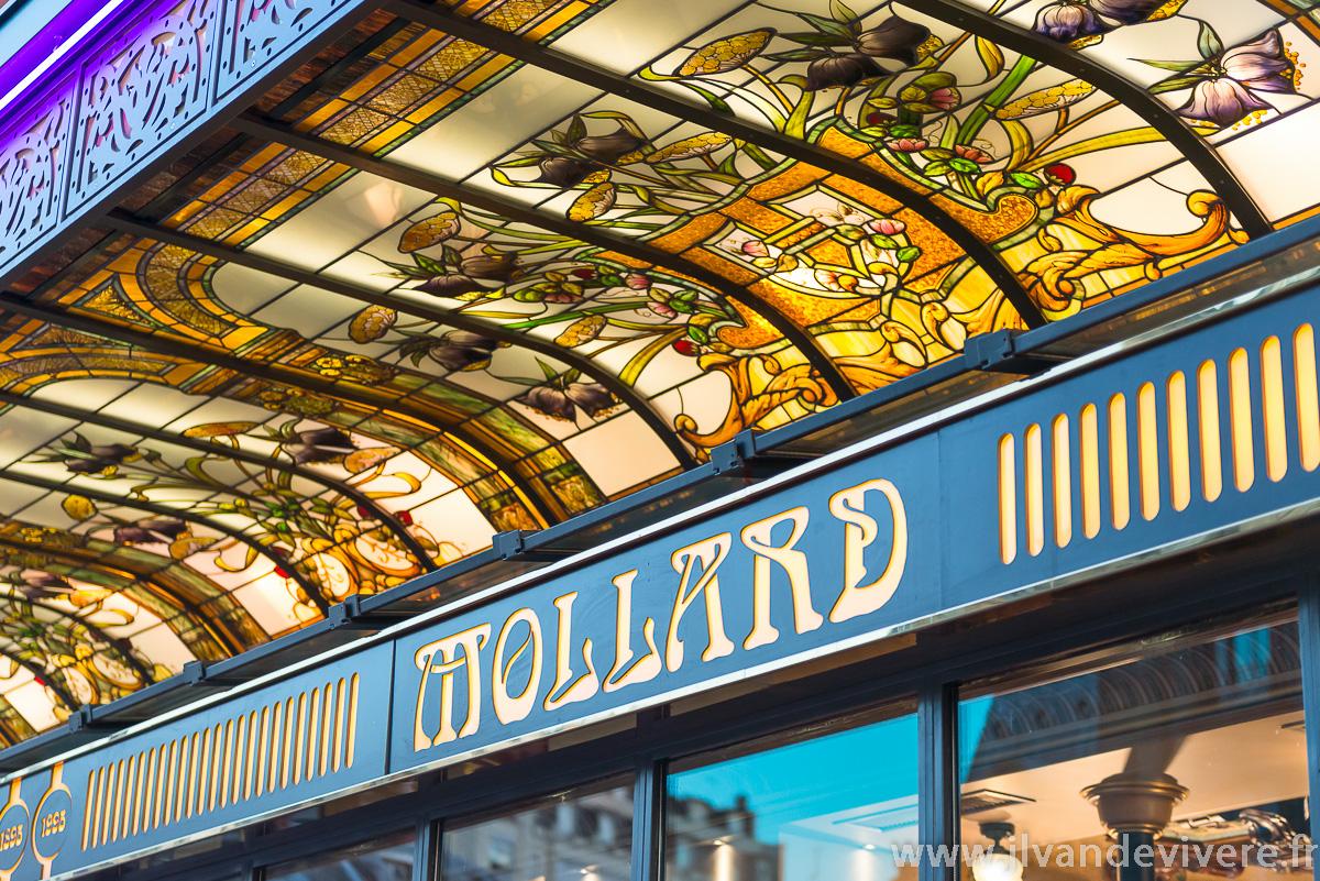 Brasserie Mollard Paris  JL Vandevivre