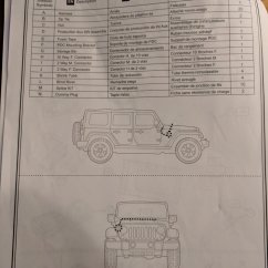 Jeep Jl Wiring Diagram Plug South Africa Auxiliary Aux Switches Configuration Installation Diy