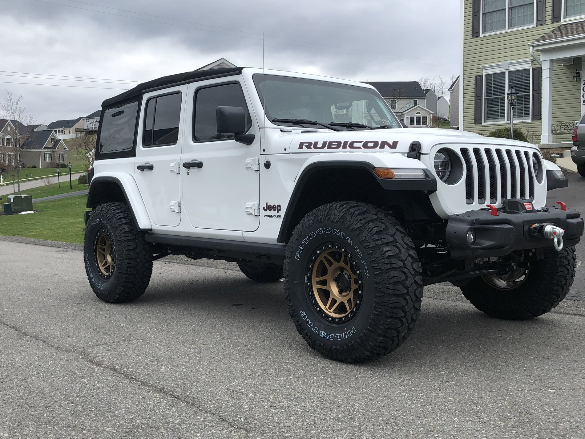 Jeepnicks JLUR Build 2018 Jeep Wrangler Forums JL