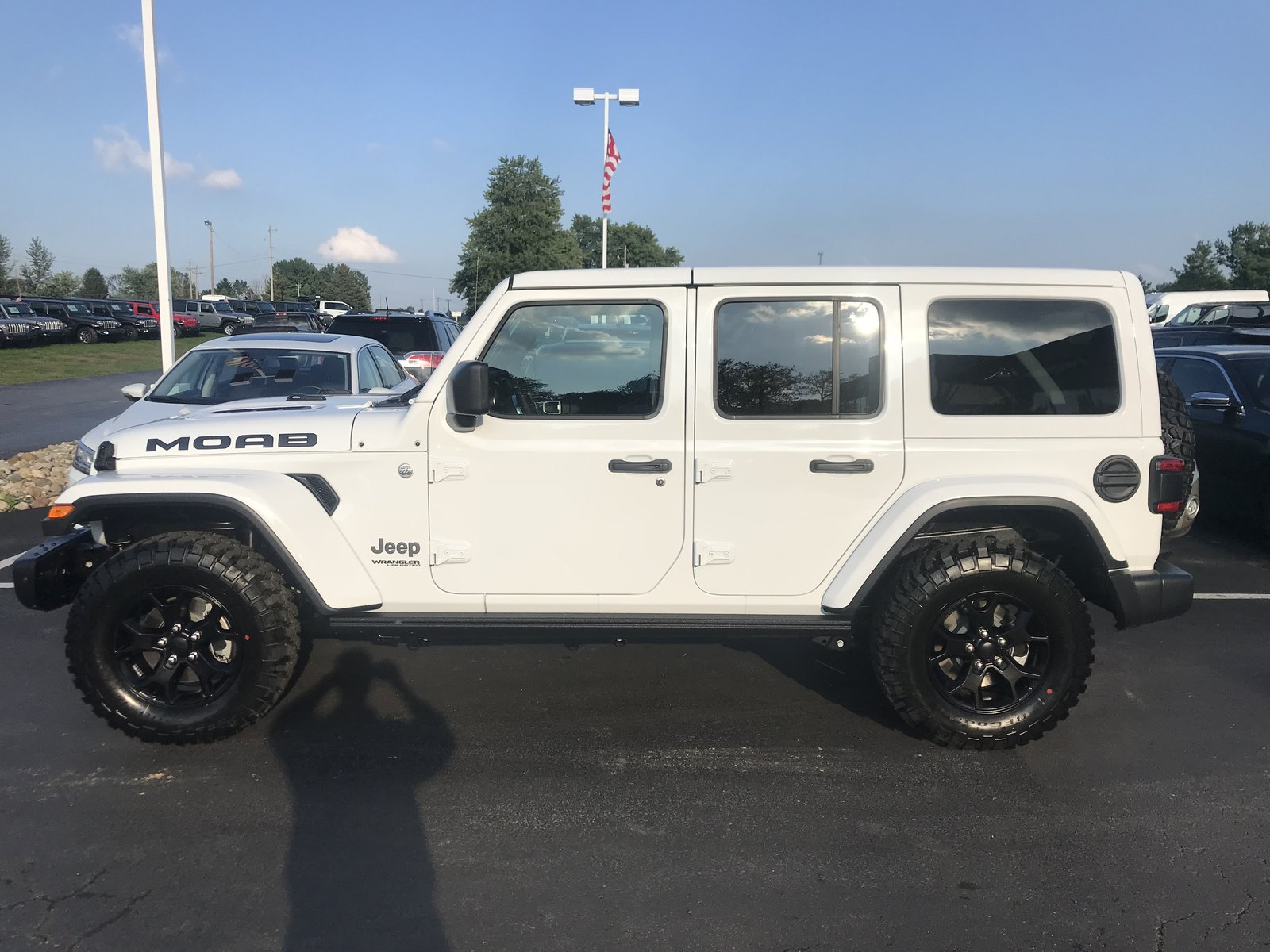 2018 Jeep Wrangler JL Moab Edition Official Specs And