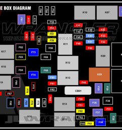 2004 jeep wrangler tj fuse box diagram [ 1200 x 678 Pixel ]