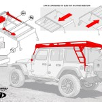Jl Sliding Roof Rack 2018 Jeep Wrangler Forums Jl Jlu Rubicon Sahara Sport Unlimited Jlwranglerforums Com
