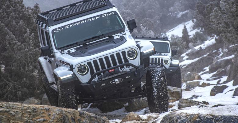jeep wrangler jl roof rack