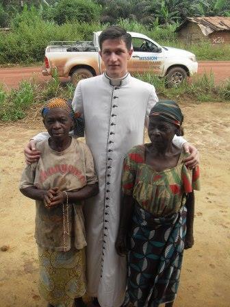 Prtres  JMA  Jeunes Missionaires en Afrique