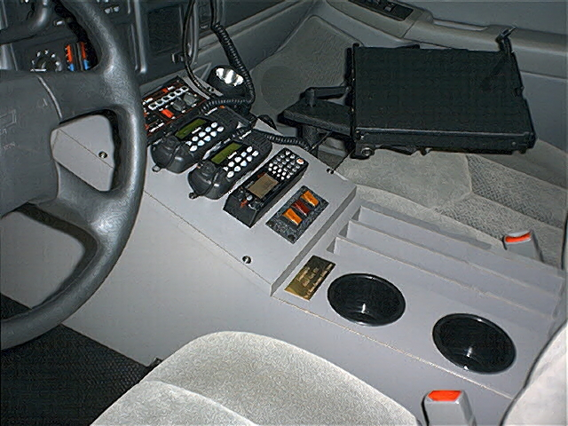 J Marcoz Emergency Vehicle  Bethel Park VFC Chief