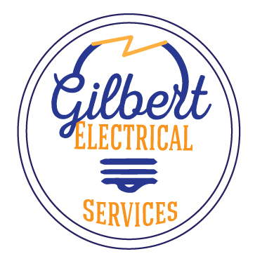 gilbert electrical logo design