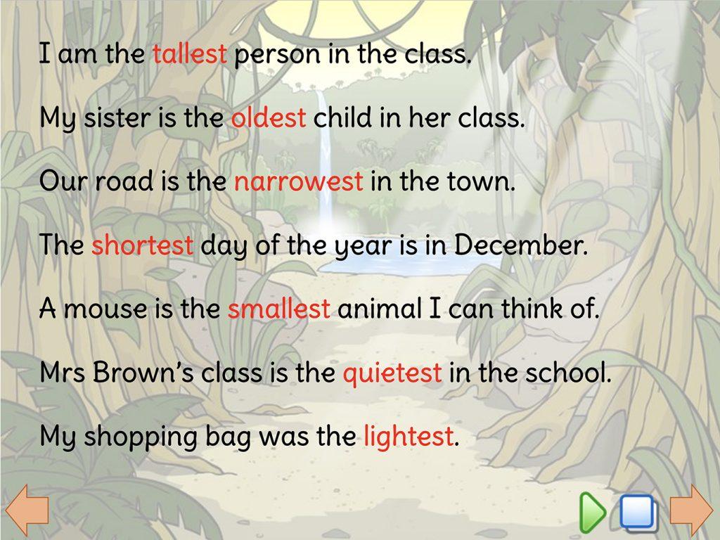 Primary Spelling