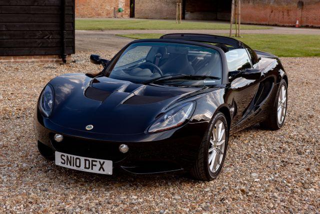 Lotus Elise Touring