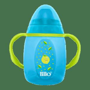 Caneca Lillo Design Antivazamento Azul
