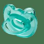 Chupeta Fiona Soft Ortodôntica Silicone Verde nº 2-jmc-cha-de-fraldas