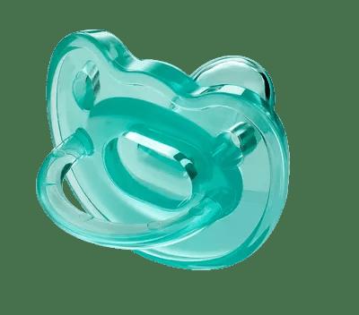 Chupeta Fiona Soft Ortodôntica Silicone Verde nº 2