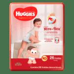 Fralda Huggies Supreme Care Mega - Tamanho XG