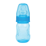 Mamadeira Kuka Aquarela Ortodôntica Silicone Azul-jmc-cha-de-fraldas