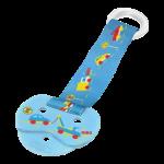 Prendedor para Chupeta Lillo Design Azul