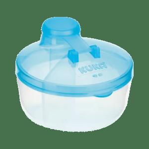 Recipiente Kuka Plástico Leite em Pó Azul