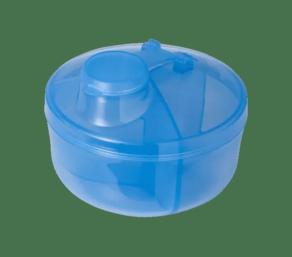 Recipiente Neopan Plástico Leite em Pó Azul