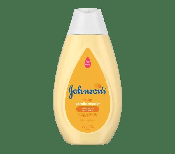 Condicionador Johnson's Baby Regular