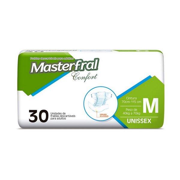 Fralda Masterfral Confort Mega - T