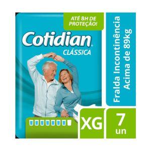 Fralda Cotidian XG