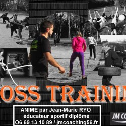 CROSS TRAINNING camping